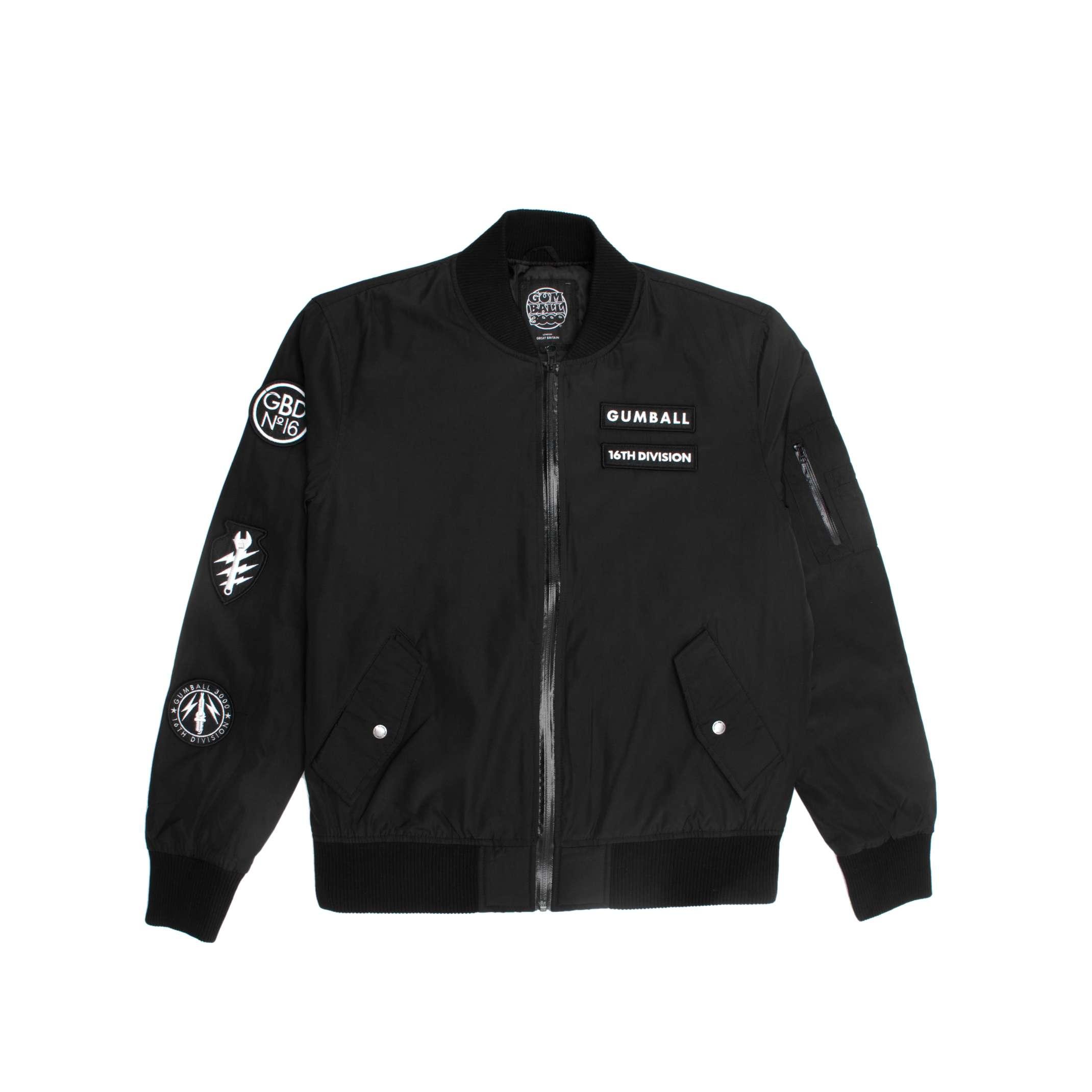 Longline Jacket Mens